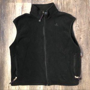 Black EMS Fleece Vest - Sz. L